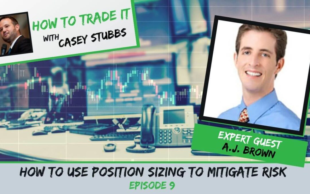 How to Use Position Sizing to Mitigate Risk with A.J. Brown, Ep #9