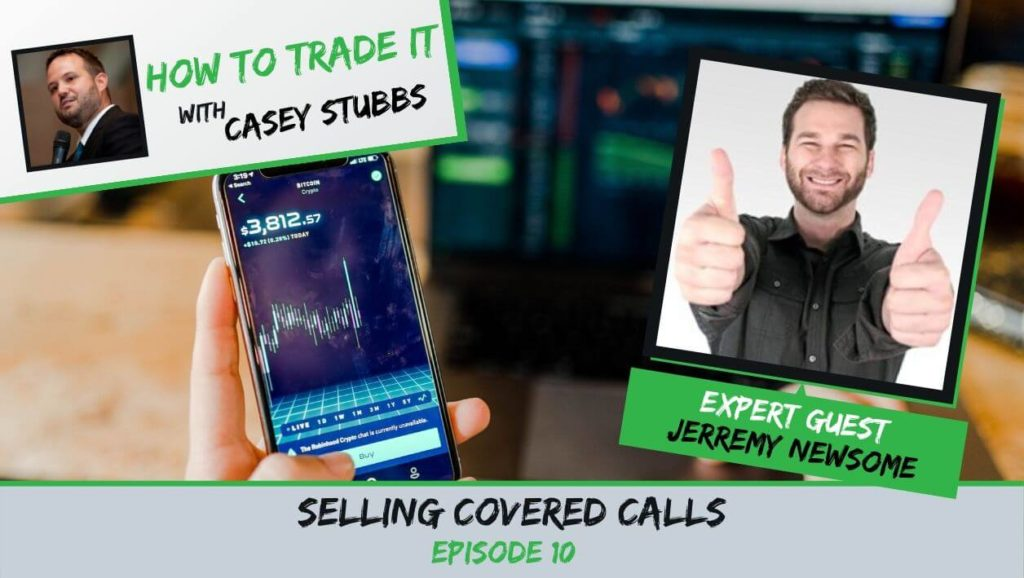 jerremy newsome covered call strategy