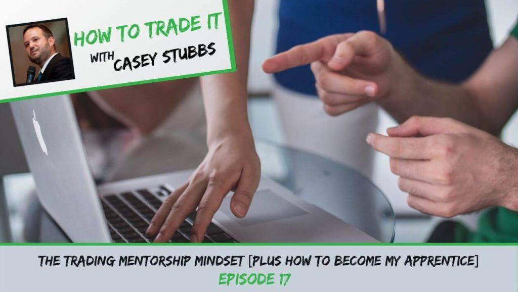 Trading Mentorship Mindset