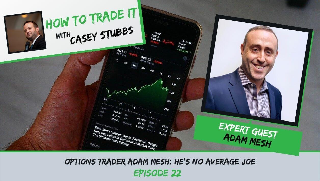 Adam Mesh Options Trader