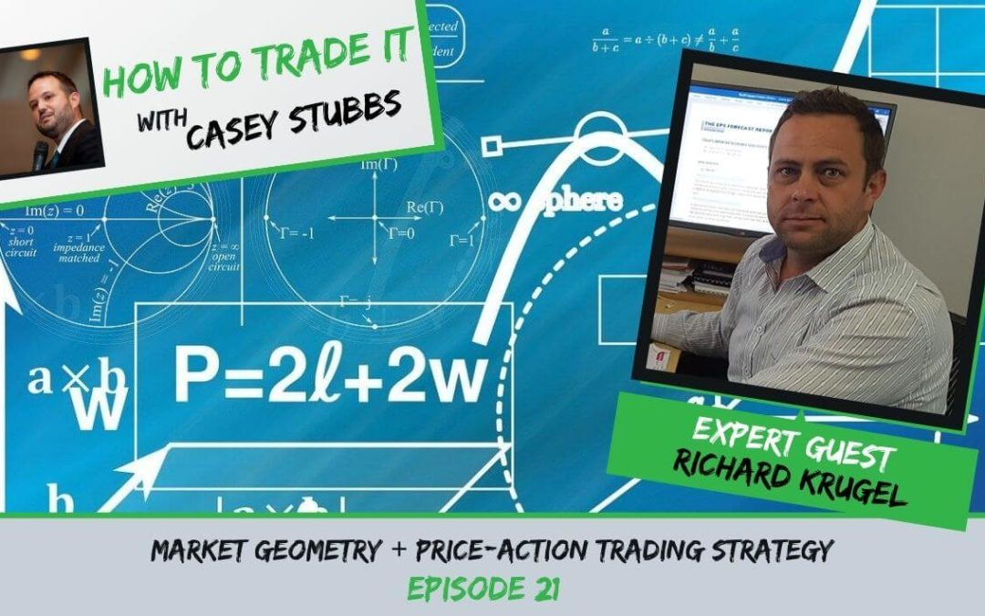 Richard Krugel's Market Geometry + Price-Action Trading Strategy, Ep #21