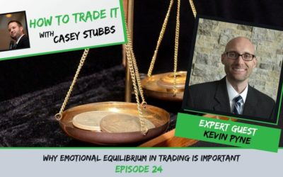 Kevin Pyne Shares Why EmotionalEquilibrium is Important, Ep #24