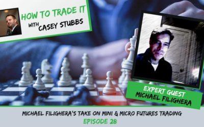 Michael Filighera's Take on Mini & Micro Futures Trading, Ep #28