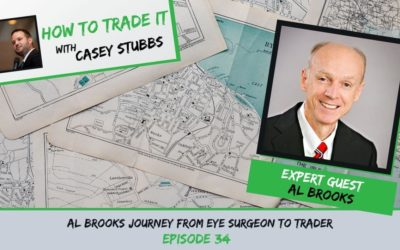 Al Brooks Journey from Eye Surgeon to Trader, Ep #34