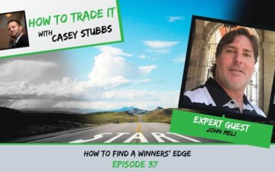 How to Find A Winners' Edge with John Meli, Ep #37