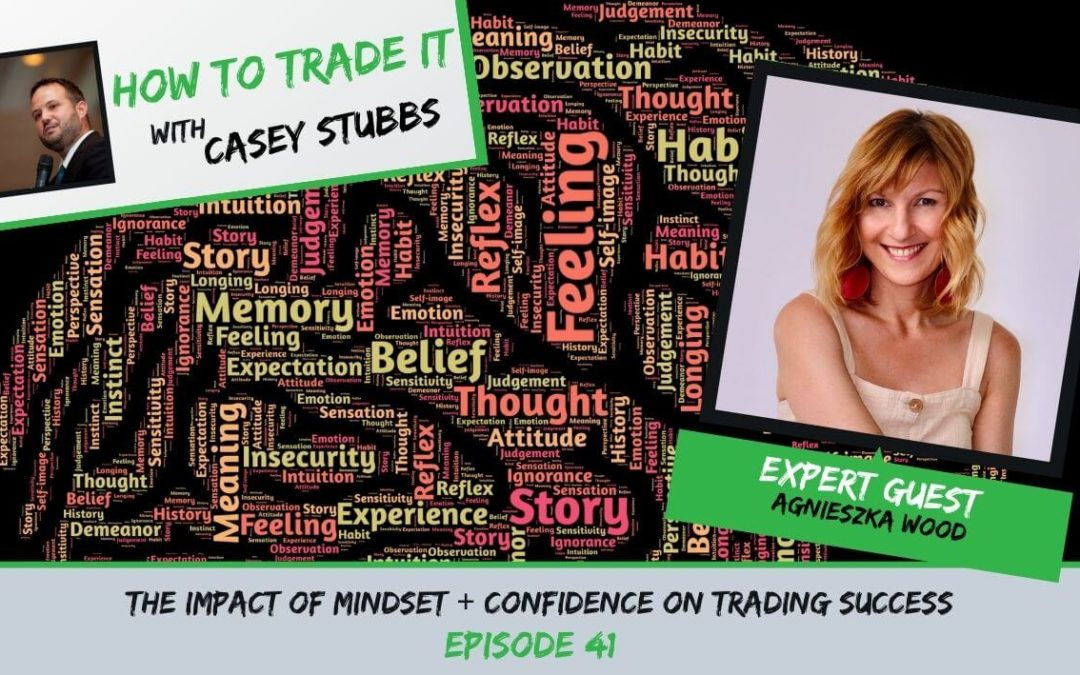 The Impact of Mindset + Confidence on Trading Success per Agnieszka Wood, Ep #41