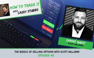The Basics of Selling Options with Scott Williams, Ep #45