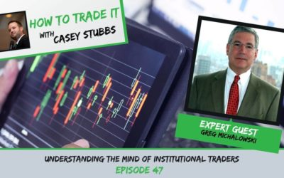 Understanding the Mind of Institutional Traders with Greg Michalowski, Ep #47