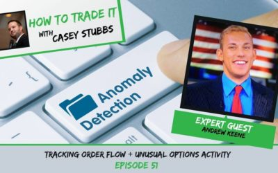 Tracking Order Flow + Unusual Options Activity with Andrew Keene, Ep #51