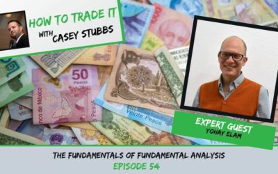 The Fundamentals of Fundamental Analysis with Yohay Elam, Ep #54