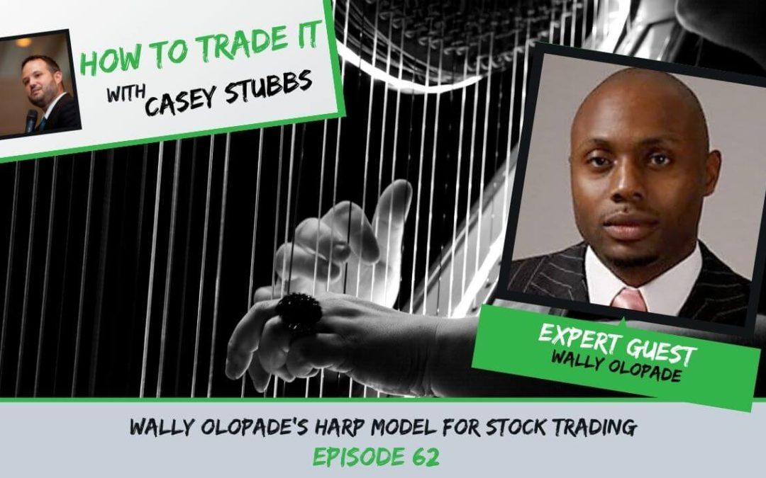Wally Olopade's HARP Model for Stock Trading, Ep #62