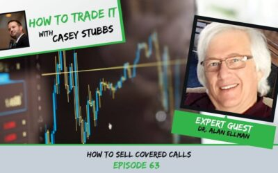 How to Sell Covered Calls with Dr. Alan Ellman, Ep #63
