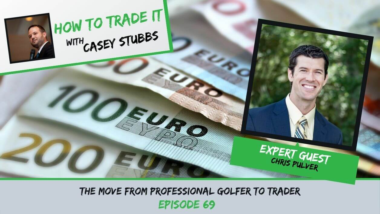 Chris Pulver Golfing to Trading