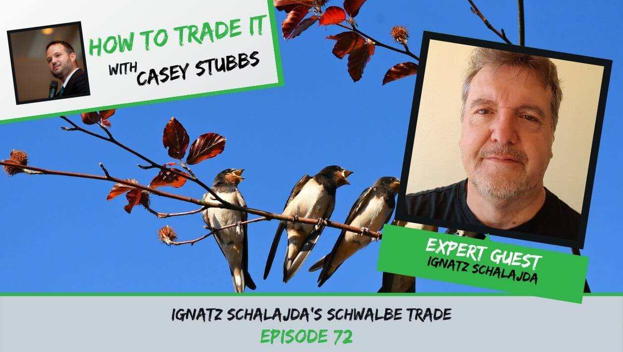 Ignatz Schalajda's Schwalbe Trade