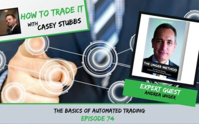 The Basics of Automated Trading with Andrea Unger, Ep #74