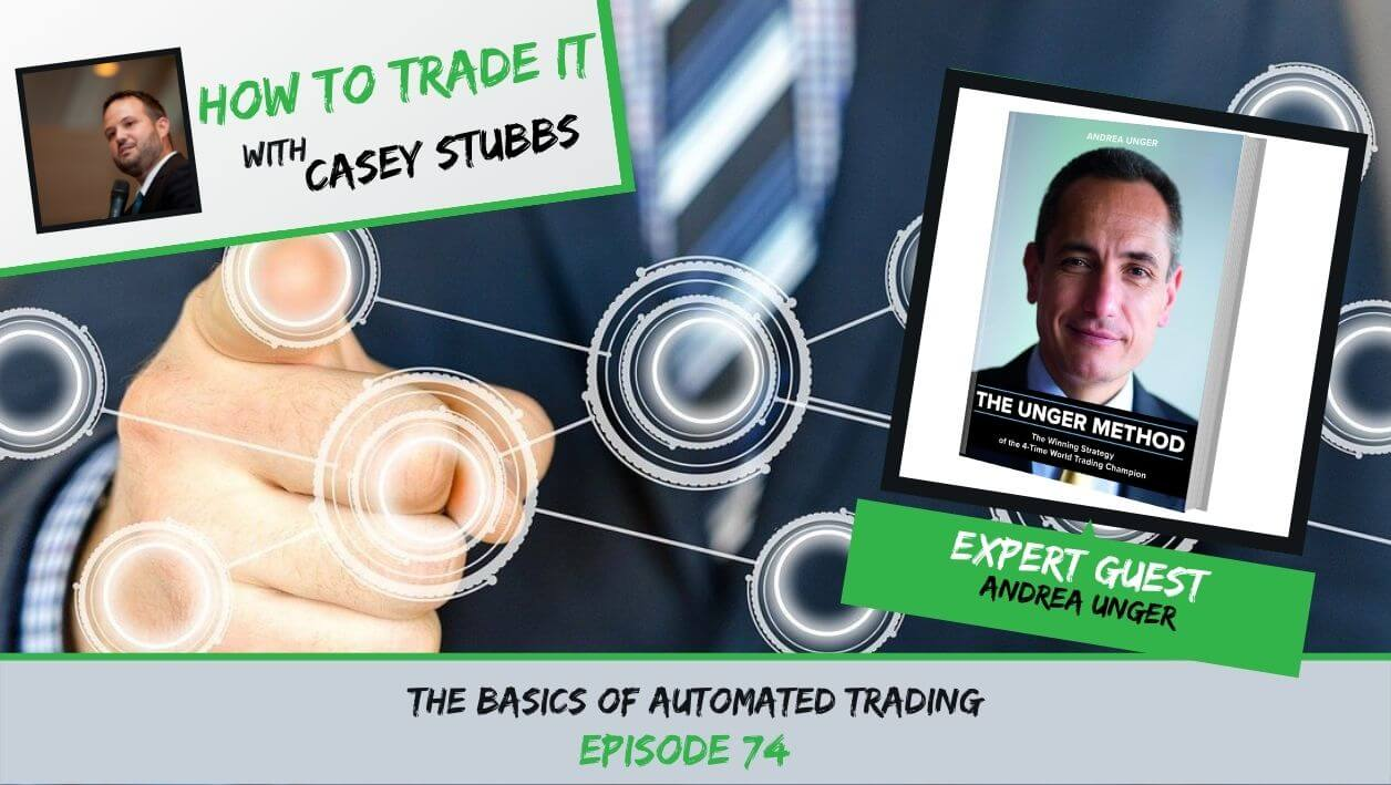 The Basics of Automated Trading with Andrea Unger