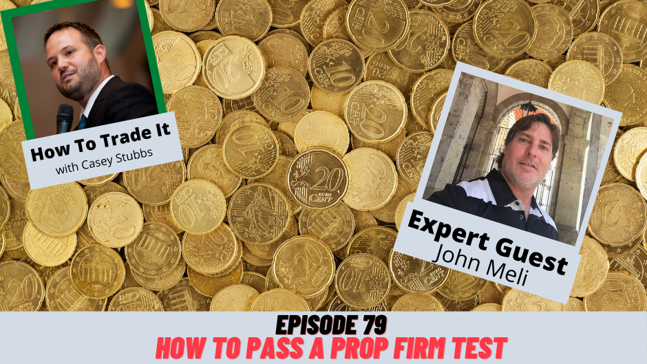 How to Pass a Prop Firm Test with John Meli, Ep #79