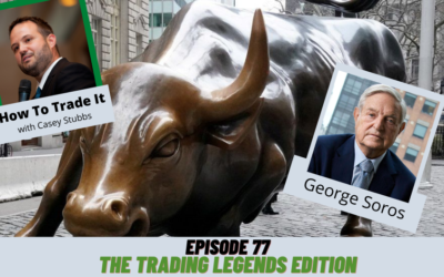 The Trading Legends Edition - George Soros: The Man Who Broke the Bank of England - Ep #77